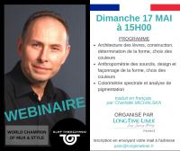 Nouveau Webinar avec Olaf TABACZYNSKI, le 17 Mai à 15H