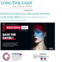 BEAUTY BUSINESS DAY 2021 : GRAND RENDEZ VOUS À L'HÔTEL RENAISSANCE À AIX-EN-PROVENCE LE 18 AVRIL