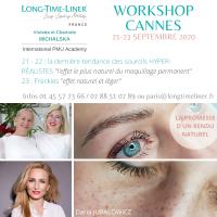 Choisissez votre ou vos module(s) pour le Workshop de CANNES au mois de Septembre !